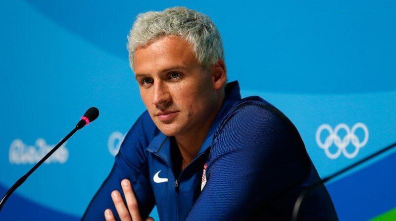 U.S. Olympics Committee Said It Will Discipline Ryan Lochte