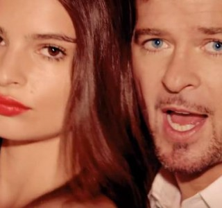"Robin Thicke, Pharrell Williams Appeal ""Blurred Lines"" Decision"