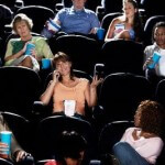 Stop Talking During the Movie or Else