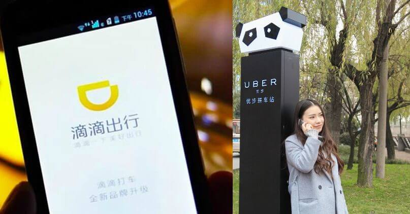 Uber, Didi Call a Truce in China