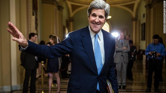 John Kerry, Secretary of State