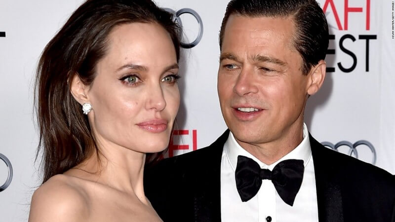 Angelina Jolie and Brad Pitt Reportedly Have a Prenuptial Agreement