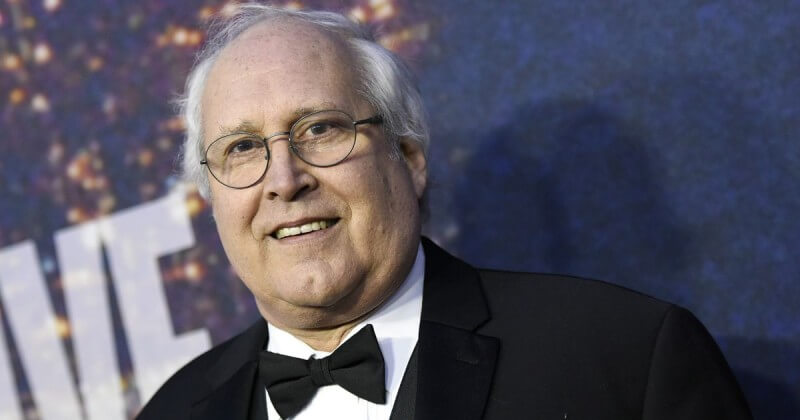 Chevy Chase Enters Rehab Center
