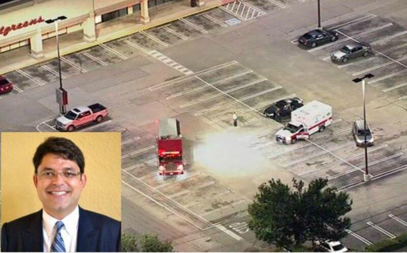 Houston Attorney Killed During Shootout With Police