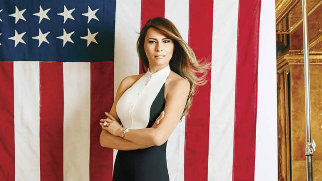 The Daily Mail Hit with $150M Lawsuit for Suggesting Melania Trump Was an Escort