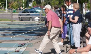 Florida shuffleboard