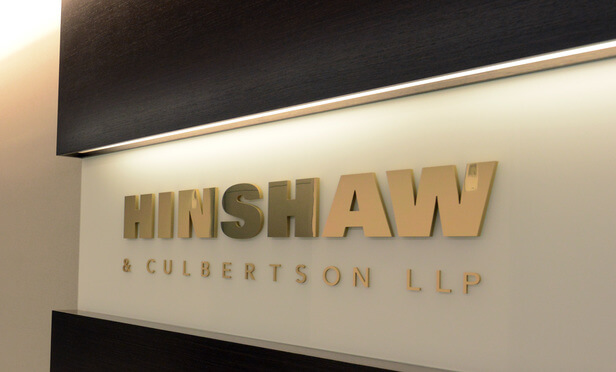 Hinshaw & Culbertson Launches Law Firm Consulting Practice