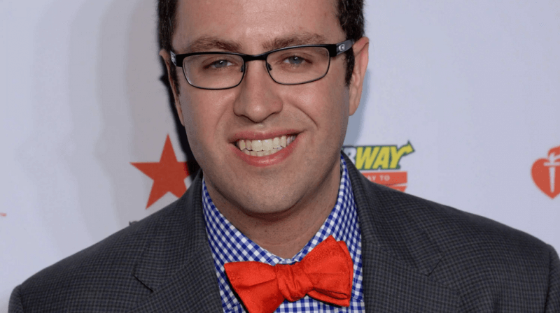 Jared Fogle's Ex Sues Subway, Claims They Ignored Fogle's Pedophile Behavior