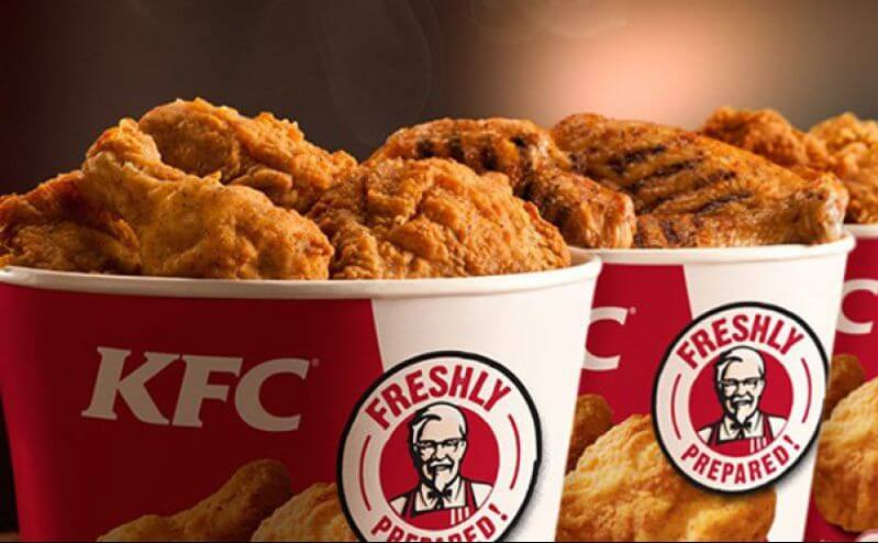 Woman Says KFC Underfills Buckets of Chicken, Files $20 Million Lawsuit