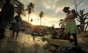 Haiti cholera