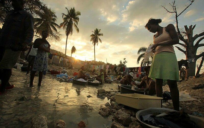 U.N. Refuses Responsibility for Haiti Cholera Outbreak