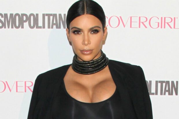 Kim Kardashian Threatens to Sue Huffington Post Contributor