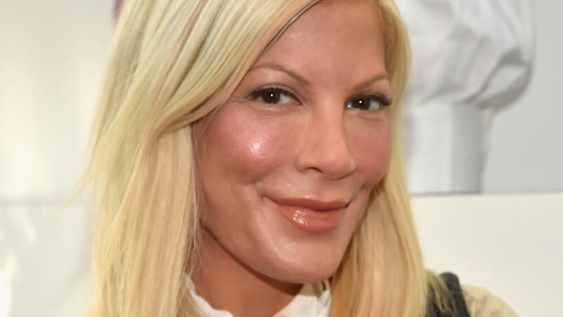 Judge Orders Tori Spelling to Pay $38K American Express Bill