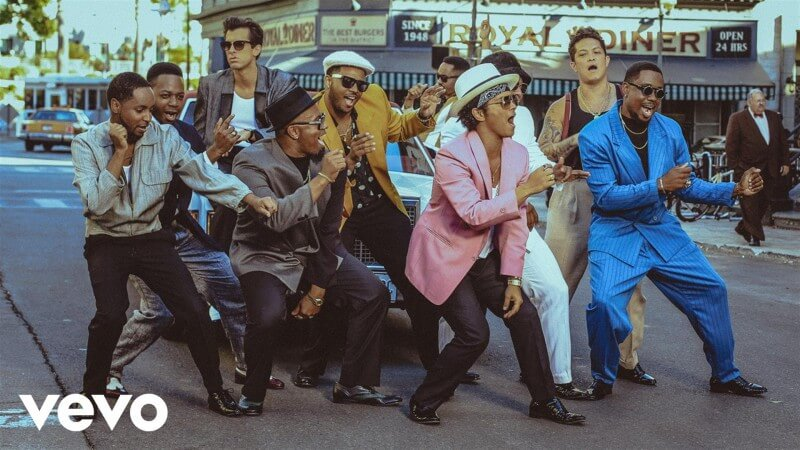 "Band Calls Bruno Mars' ""Uptown Funk"" a Rip-off"