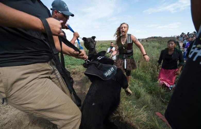 North Dakota pipeline