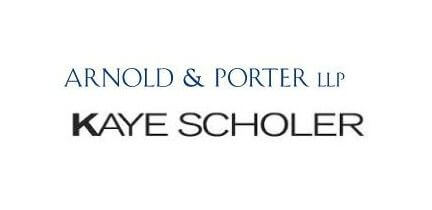 Kaye Scholer and Arnold & Porter Announce Merger