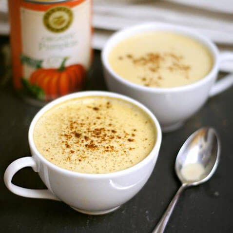 8 Healthy Alternatives to the Pumpkin Spice Latte