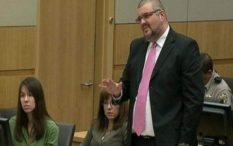 Jodi Arias' Trial Attorney Disbarred