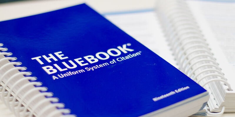 How Bluebook Backlash Led to the Creation of BabyBlue, Now Indigo Book