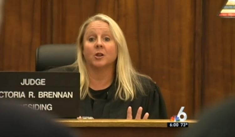 Alleged Windshield Bashing Miami Judge Resigns