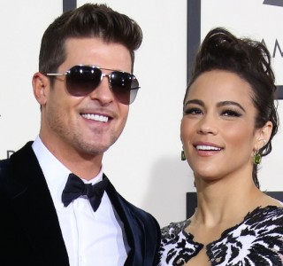 Robin Thicke and Paula Patton Battle for Custody of Their Son