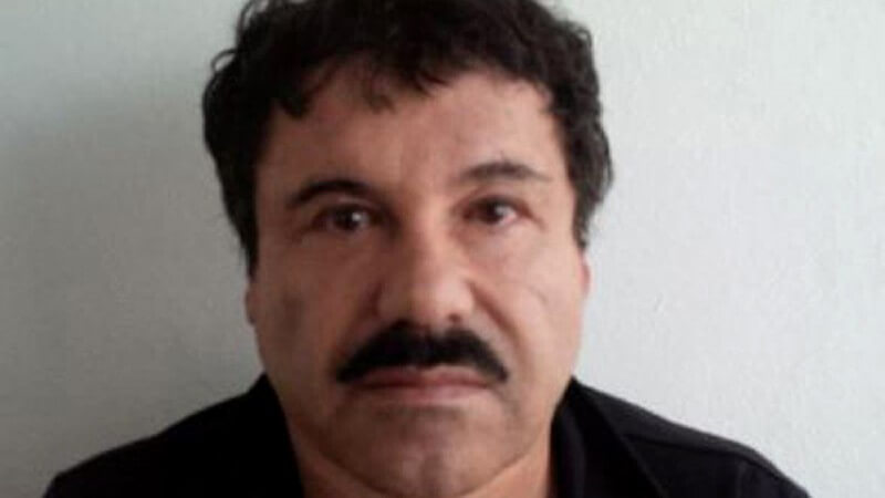 "(F1LES) Handout released by the Attorney General of Mexico (PGR)'s office of the mugshot of Mexican drug trafficker Joaquin Guzman Loera, aka ""el Chapo Guzman"", published on the PGR website on February 22, 2014.  Mexican authorities have recaptured fugitive drug kingpin Joaquin ""El Chapo"" Guzman, six months after his prison break, President Enrique Pena Nieto said on January 8, 2016. AFP PHOTO/PGR   ---   RESTRICTED TO EDITORIAL USE - MANDATORY CREDIT ""AFP PHOTO / PGR"" - NO MARKETING NO ADVERTISING CAMPAIGNS - DISTRIBUTED AS A SERVICE TO CLIENTS / AFP / PGR / -HO/AFP/Getty Images"
