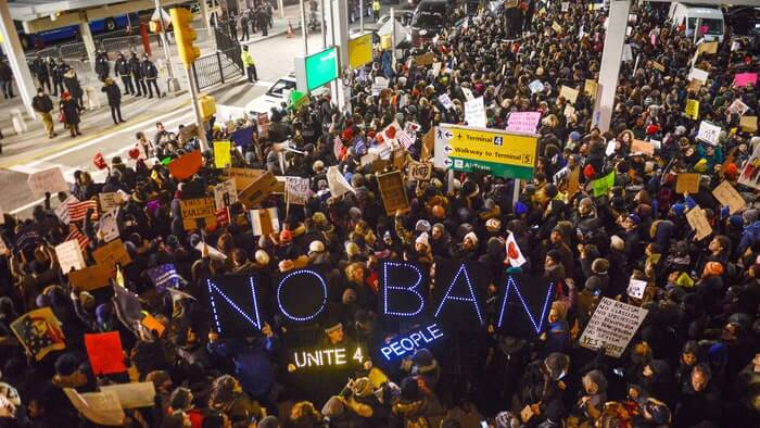 "Trump's Executive Order: ""Muslim Ban"" or Key to American Safety?"