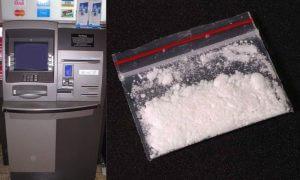 ATM cocaine
