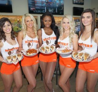Woman Sues Employer after Business Lunch at Hooters