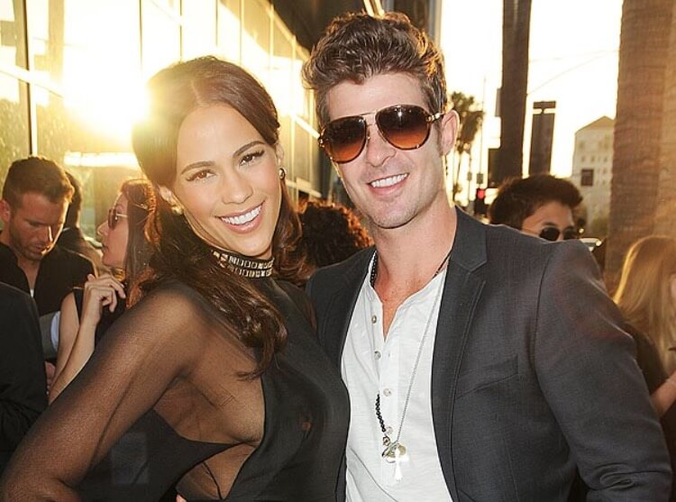 Robin Thicke Loses Attorney in Custody Battle