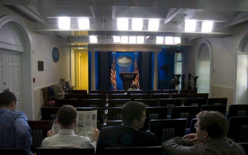 White House Handpicks Press for Closed Meeting