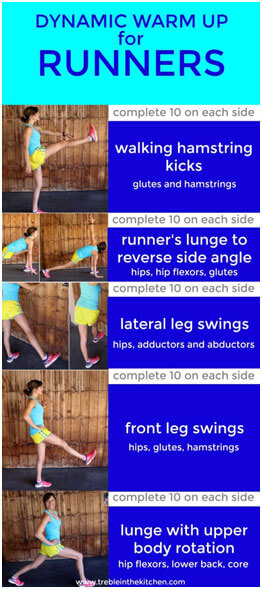 3 Warm Ups You Should Use for Your Next Workout