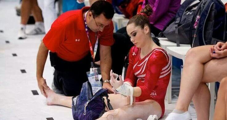Lawsuit: Doctor Sexually Abused Teenage Olympic Gymnasts