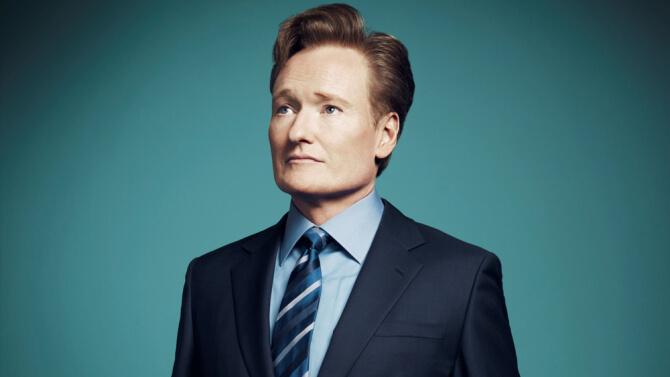 Conan O'Brien Sued for Stealing Jokes