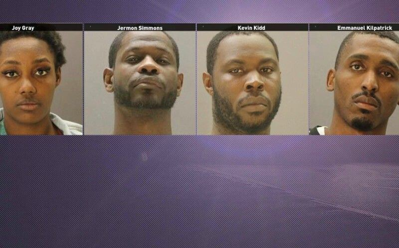 Dallas Arrests Four In Deadly Crime Spree