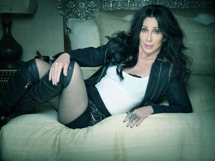 Cher Wants $5 Million Logo Lawsuit Dismissed