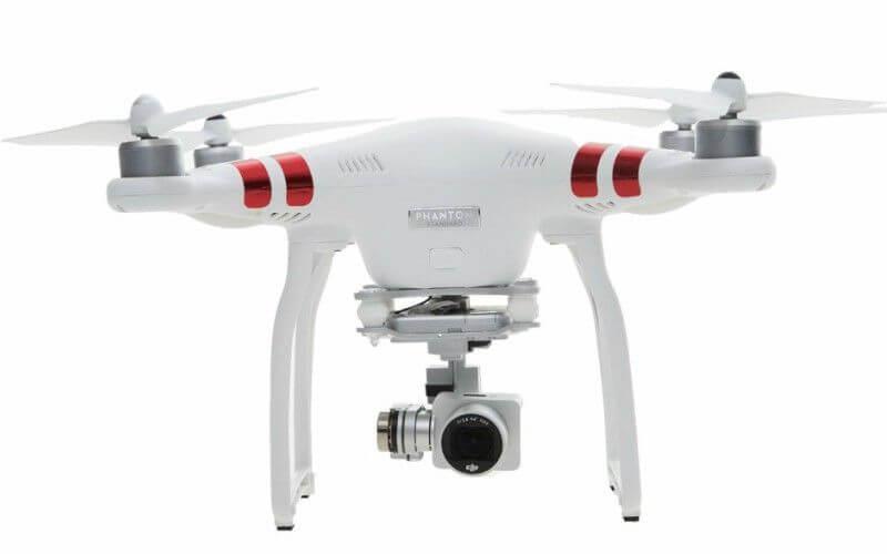 DJI Phantom 3 quadcopter