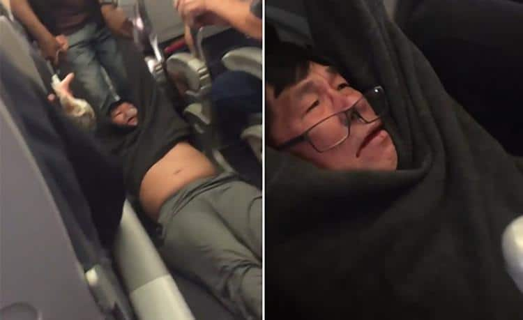 United Airlines CEO: We won't drag passenger off plane anymore