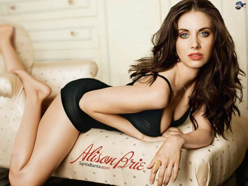 Alison Brie Hacked, Nude Photo Leaked