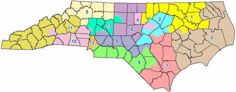 Supreme Court Rules Against North Carolina Redistricting
