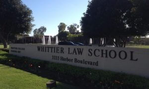 Whittier Law