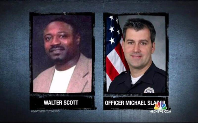 Ex-officer pleads guilty in killing of unarmed black motorist Walter Scott