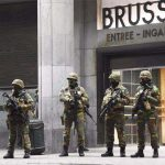 Suspected Terrorist Attack Stopped in Brussels