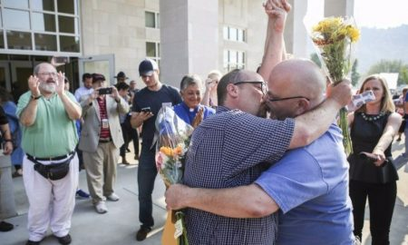 Kentucky Ordered to Pay Legal Fees for Gay Marriage License Case