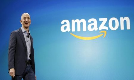 Amazon's Jeff Bezos Is Now the Richest Man in the World