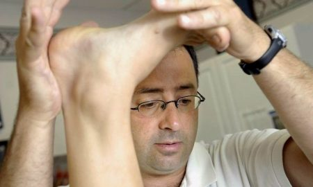 Olympic Gymnastics Doctor Pleads Guilty to Child Pornography Charges
