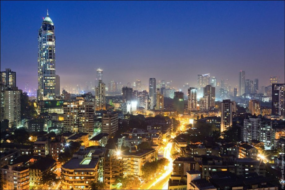 Mumbai, India is the least expensive city to live in.