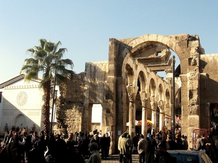 Damascus is considered the world's oldest city.