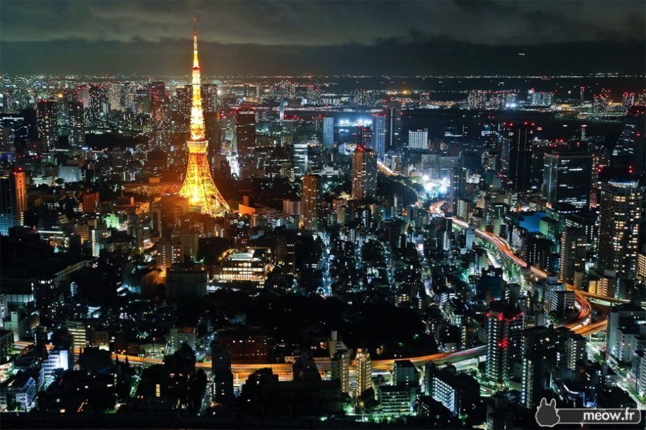 Tokyo, Japan is the world's wealthiest city.