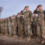 Army Commander Suspended over Inappropriate Relationship
